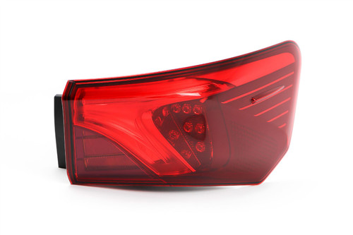 Rear light right outer LED Toyota Avensis 15-17 Estate