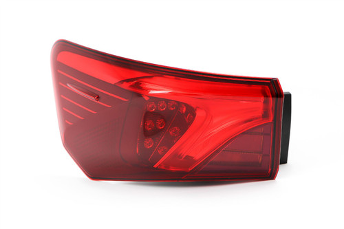 Rear light left outer LED Toyota Avensis 15-17 Estate