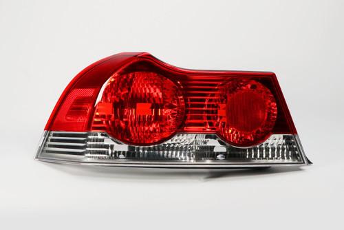Rear light left Volvo C70 06-09