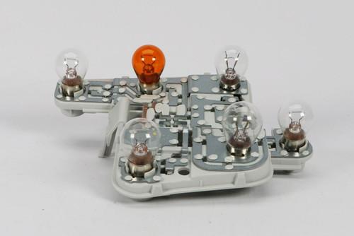 Rear light bulb holder left Volvo S40 04-07