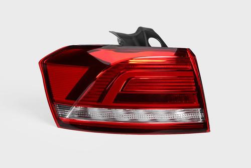 Rear light outer left LED VW Passat 15-17 Estate Hella