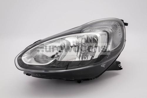 Headlight left DRL Vauxhall Adam 12-16