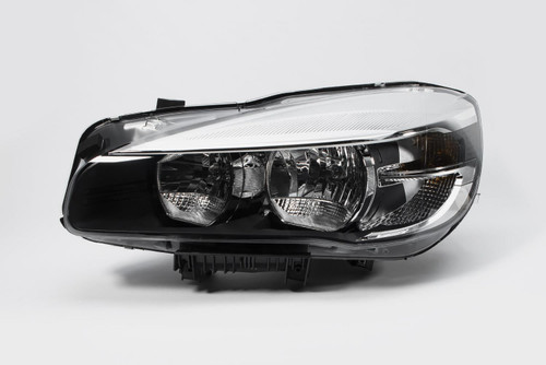 Headlight left BMW 2 Active Grand Tourer F45 F46 15-18