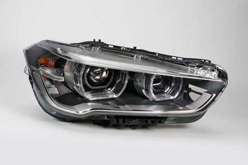 Headlight right LED BMW X1 F48 15-17