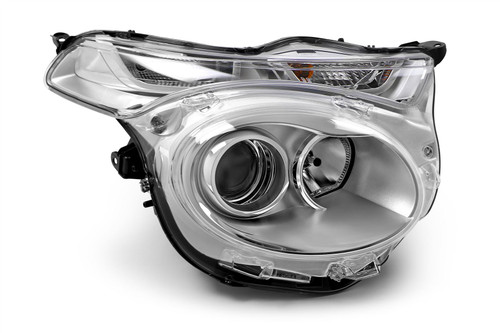 Headlight right Citroen C1 14-17