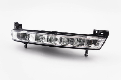 Front right LED DRL light Citroen C4 Picasso 07-12