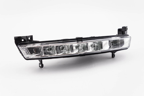 Front left LED DRL light Citroen C4 Picasso 07-12
