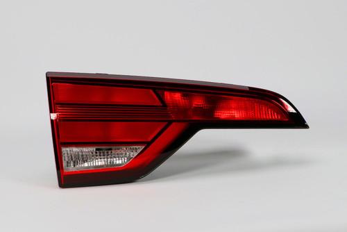 Rear light left inner Audi A4 B9 15-19 Estate LHD