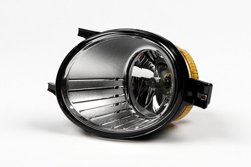 Front fog light left Ford S-Max 10-14 Hella