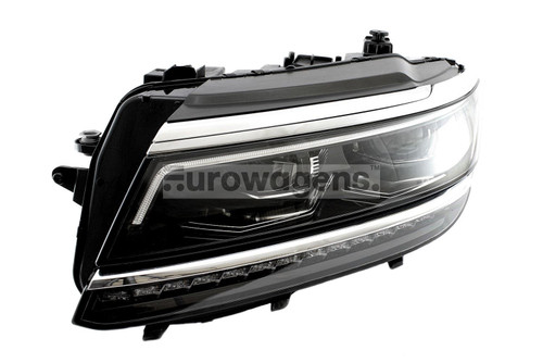 Headlight left LED VW Tiguan 16-