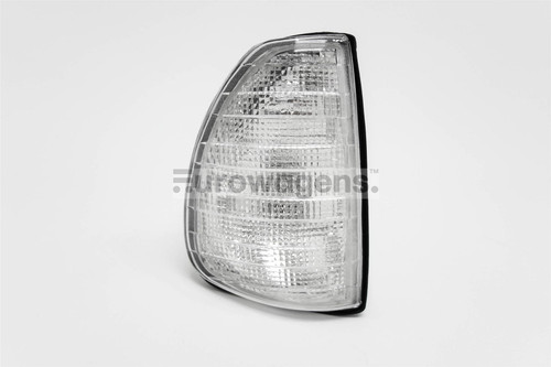 Front indicator right clear Mercedes W123 75-85