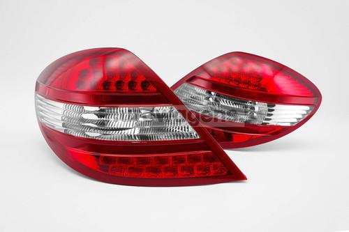 Rear light set LED Mercedes SLK 04-11