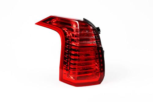Rear light left Peugeot 5008 09-16