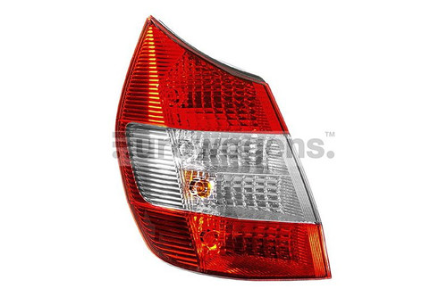 Rear light left Renault Scenic MK2 05-06