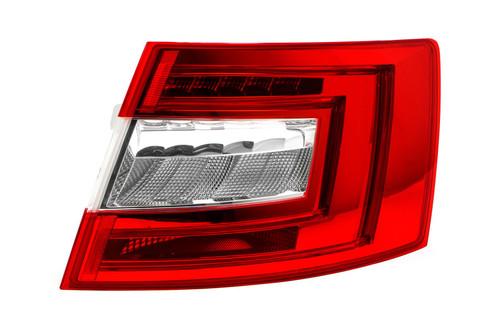Rear light right LED Skoda Octavia 13-16 Hatchback