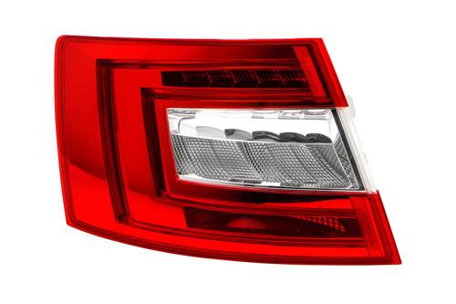 Rear light left LED Skoda Octavia 13-16 Hatchback