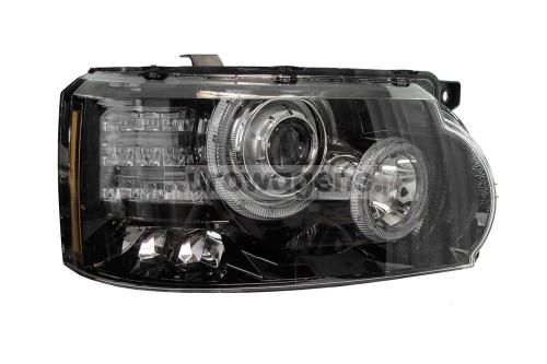 Headlight right bi-xenon AFS LED DRL Range Rover Sport 12-13