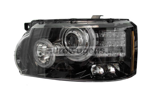 Headlight left bi-xenon LED DRL Range Rover Sport 12-13