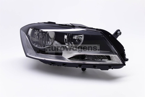 Headlight right VW Passat 11-14 Valeo