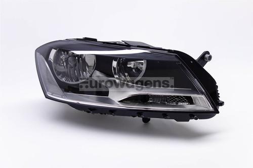 Headlight right VW Passat 11-14 Valeo
