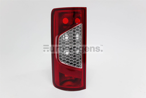 Rear light left Ford Transit Connect 09-13
