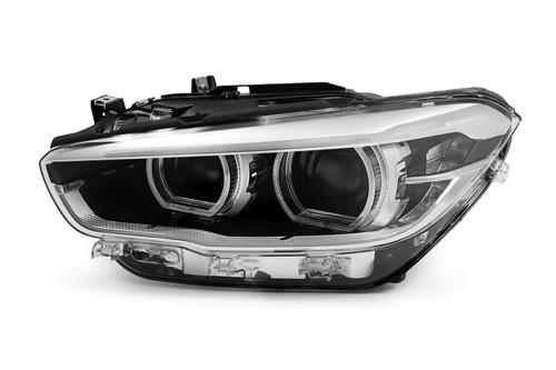 Headlight left full LED BMW 1 Series F20 F21 15-19