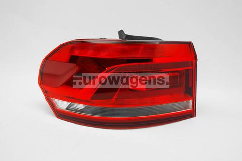 Rear light left VW Touran 16-18