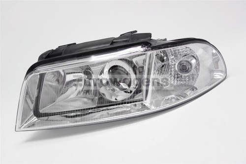 Headlight left Audi A4 B5 99-01