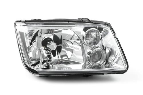 Headlight right with fog light VW Bora 99-05