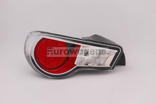 Rear light left LED Toyota GT86 12-17