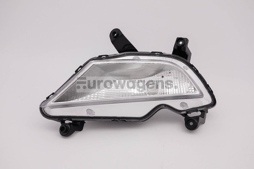 Daytime running light left Hyundai i20 15-17