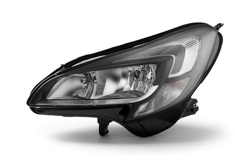 Headlight left DRL Vauxhall Corsa E 15-19 Hella
