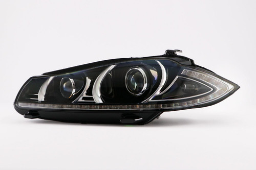 Headlight left bi-xenon LED DRL Jaguar XF 12-15