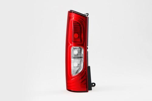 Rear light left Mercedes Citan W415 12- 1 door