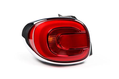 Rear light left LED Fiat 500L 12-17
