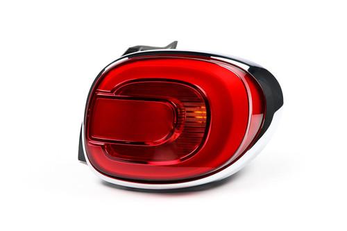 Rear light right LED Fiat 500L 12-17