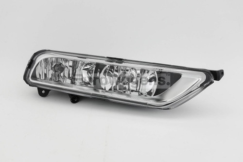 Fog light right with cornering  VW Passat R-Line 11-14