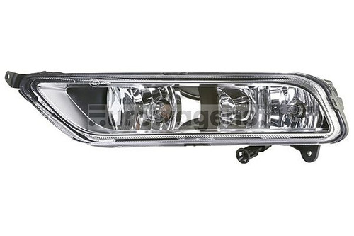 Fog light left with DRL cornering light VW Passat R-Line 11-14