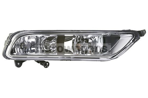 Fog light right with DRL cornering light VW Passat R-Line 11-14
