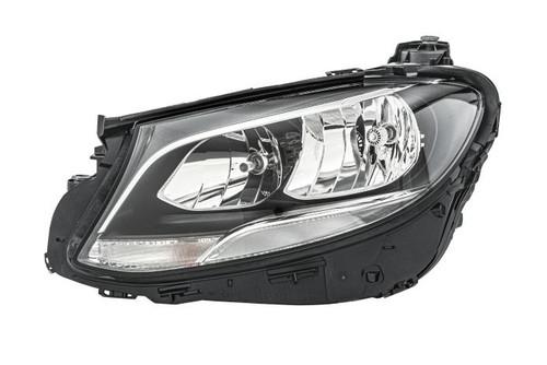 Headlight left LED DRL Mercedes E Class W213 16-
