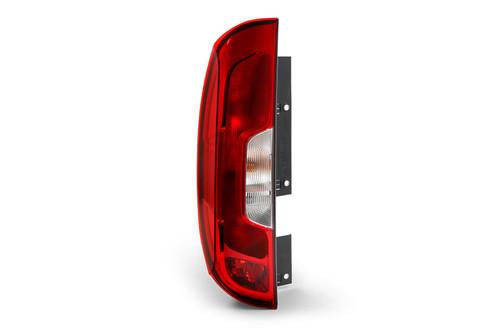 Rear light left Fiat Doblo 14-17 2 door