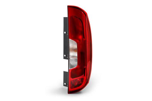 Rear light right Fiat Doblo 14-17 2 door