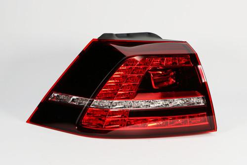 Rear light left LED VW Golf MK7 GTI GTD 12-16 OEM