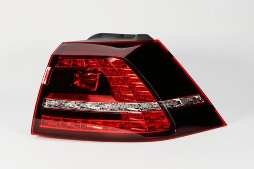 Rear light right LED VW Golf MK7 GTI GTD 12-16 OEM