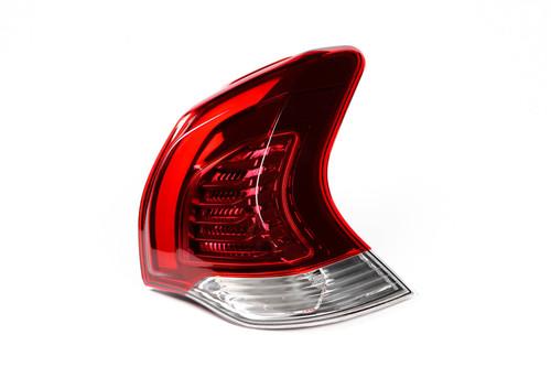 Rear light right LED Peugeot 3008 13-17