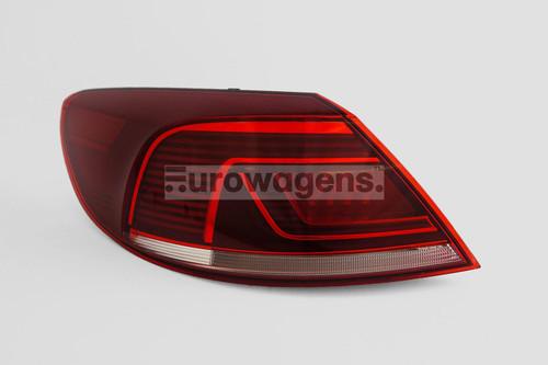 Rear light left LED VW CC 12-17