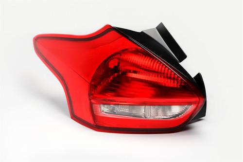 Rear light outer left LED Ford Focus MK3 15-18 Hatchback