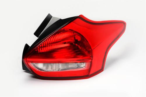 Rear light outer right LED Ford Focus MK3 15-18 Hatchback