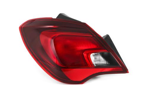 Rear light left Vauxhall Corsa E 15-19 5 Door