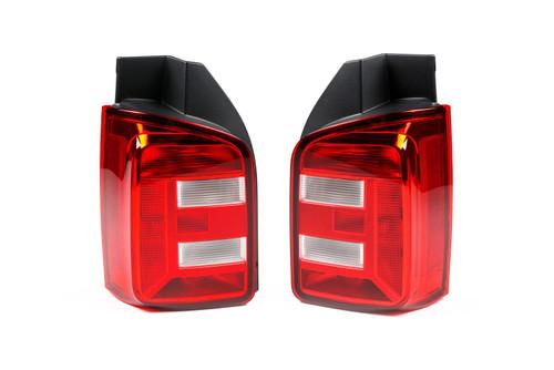 Rear lights set VW Transporter T5 03-15 2 door Upgrade